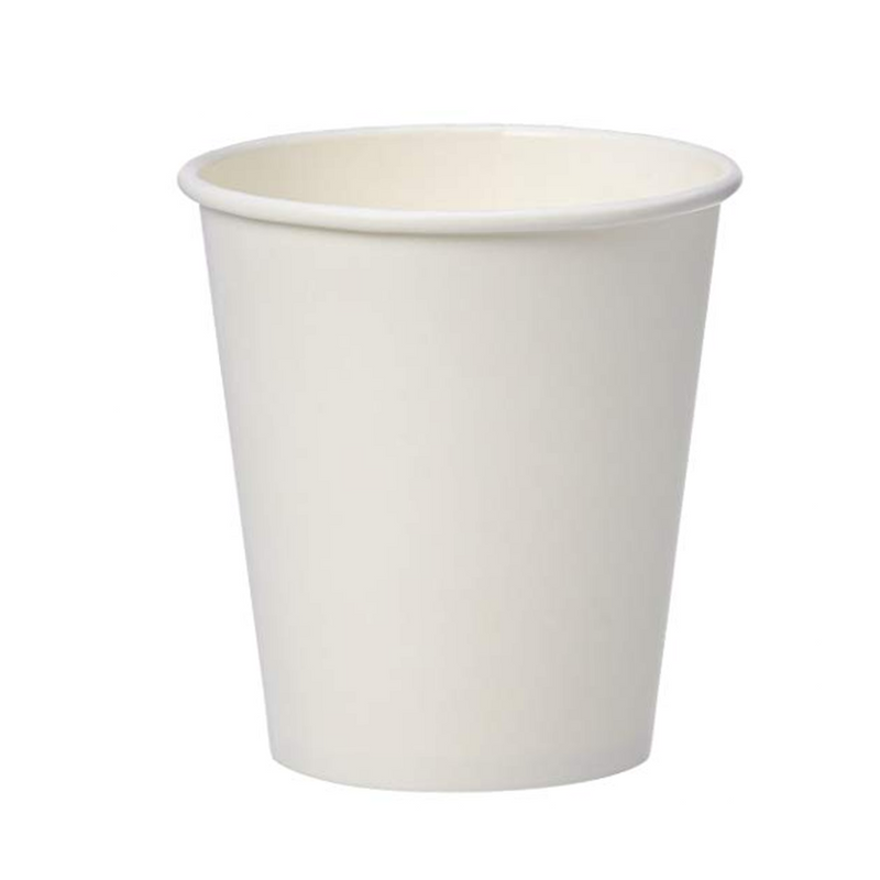 Empress 10OZ White Paper Hot Cup EHC10-W, 1000/CS