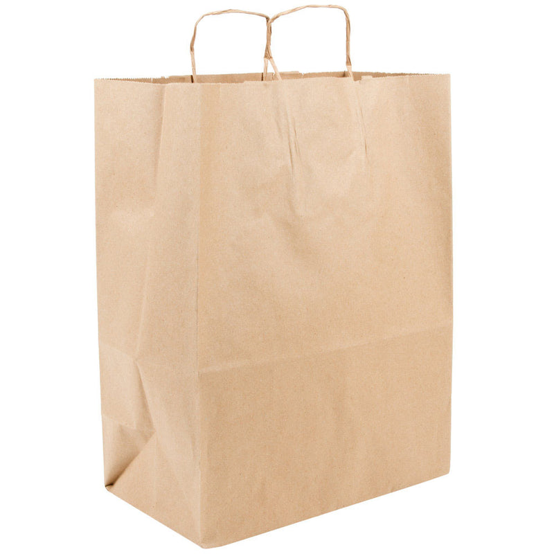 Paper Bag w/ Twisted Handle Super Royal 14x10x15.5 70