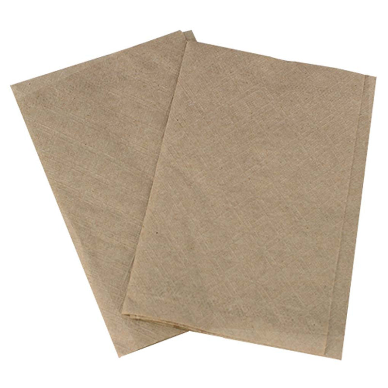 Dispense Napkin 8x6.5 2 Ply Kraft