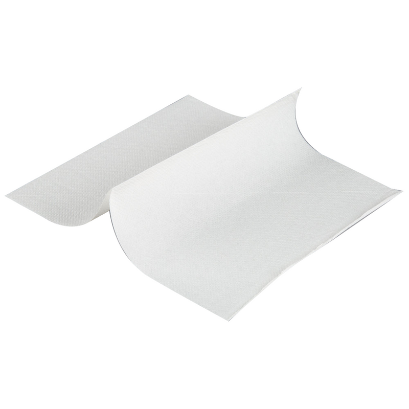 "Interfold Napkin White T410A1 8.5""X12.6"""