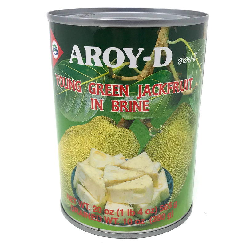 Aroy-D Young Jackfruit In Brine, 24x20OZ