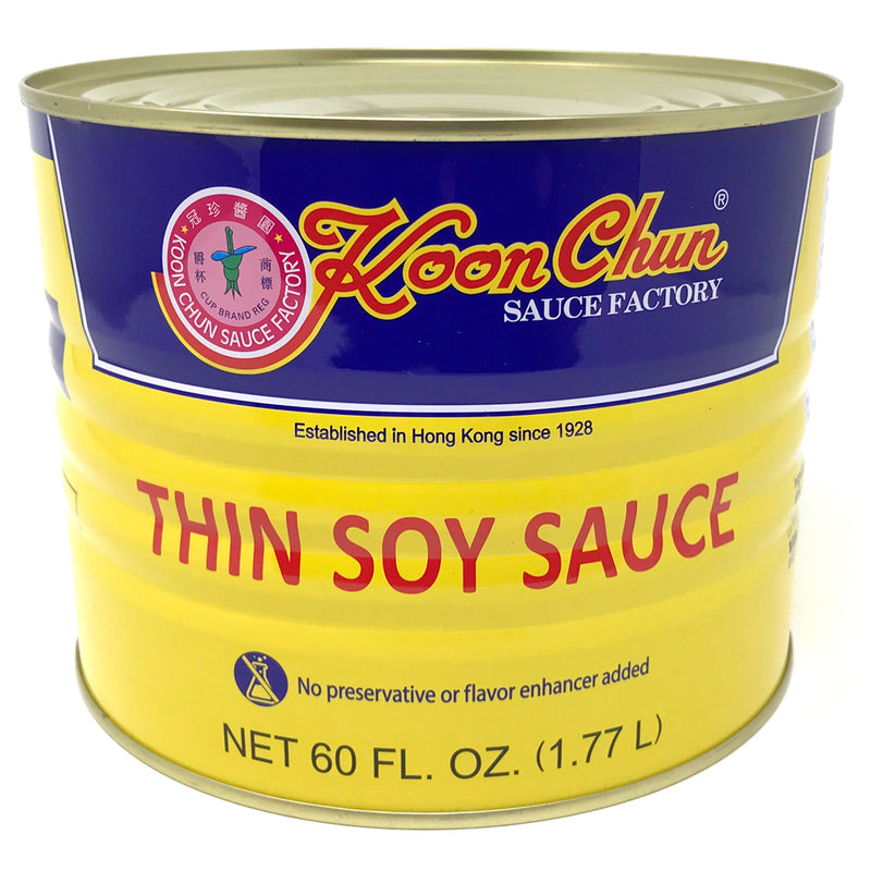 KC Thin Soy Sauce