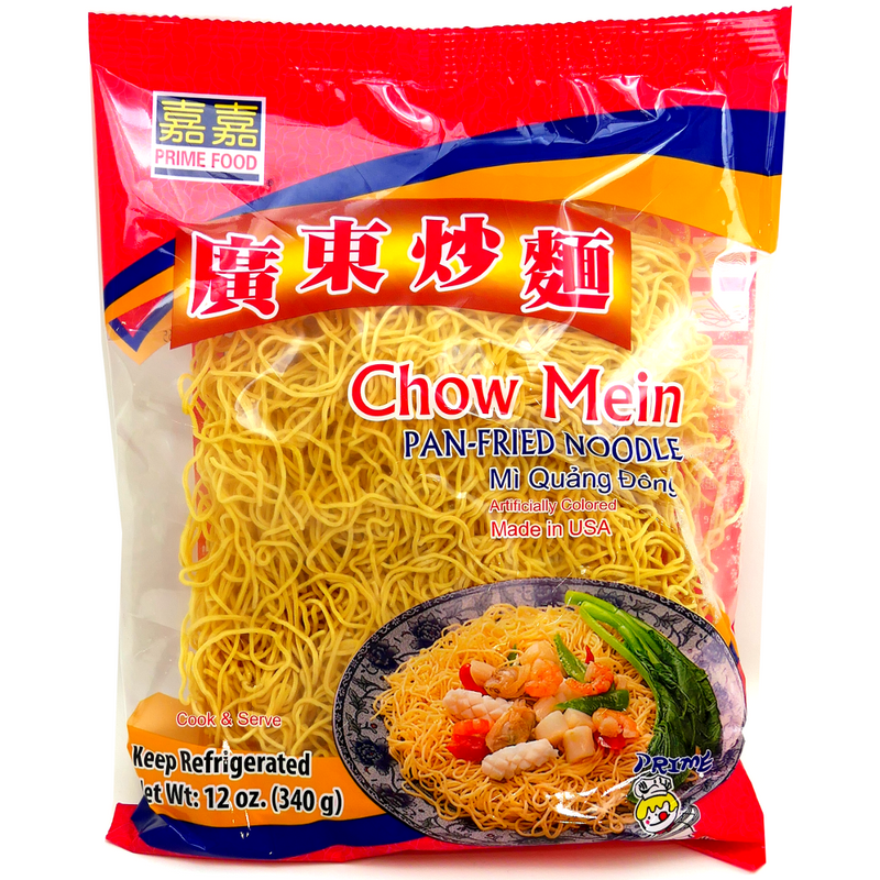FZ PFD Chow Mein Pan Fried Noodle