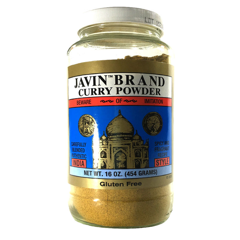 Javin Curry Powder, 12x1LB