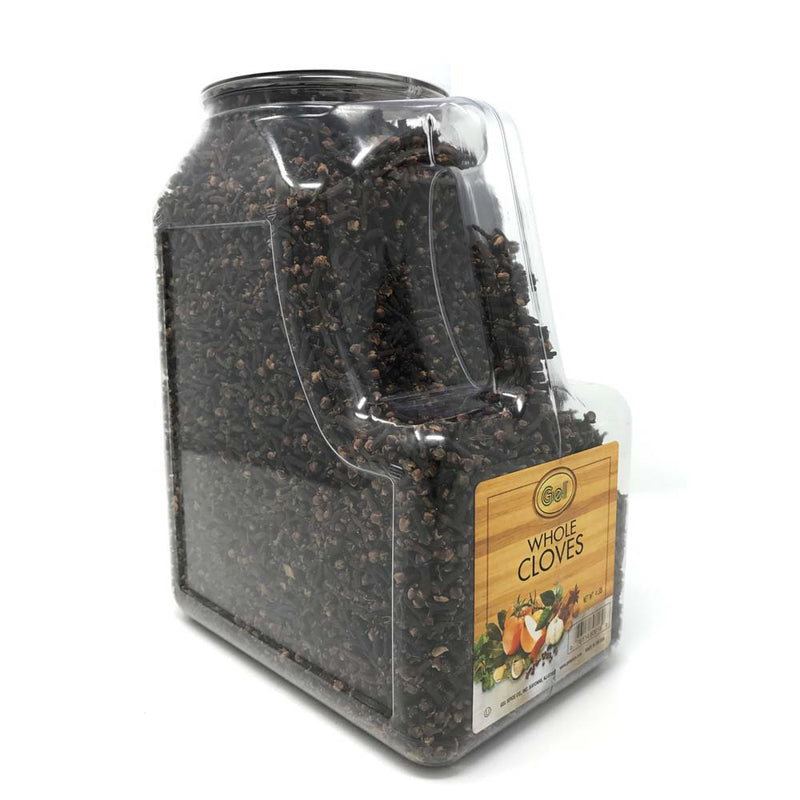 Gel Whole Clove, 4LB/BTL
