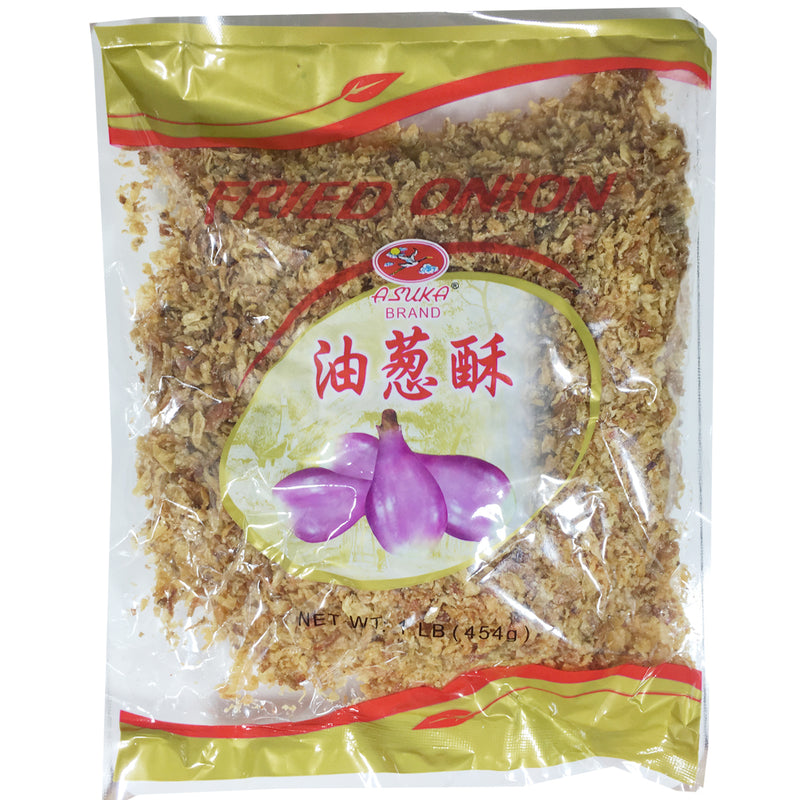 Asuka Brand Fried Onion, 24X1LB