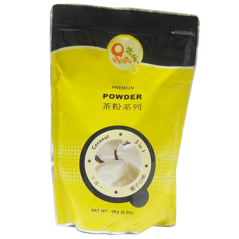 Q Coconut Powder, 20X2.2#
