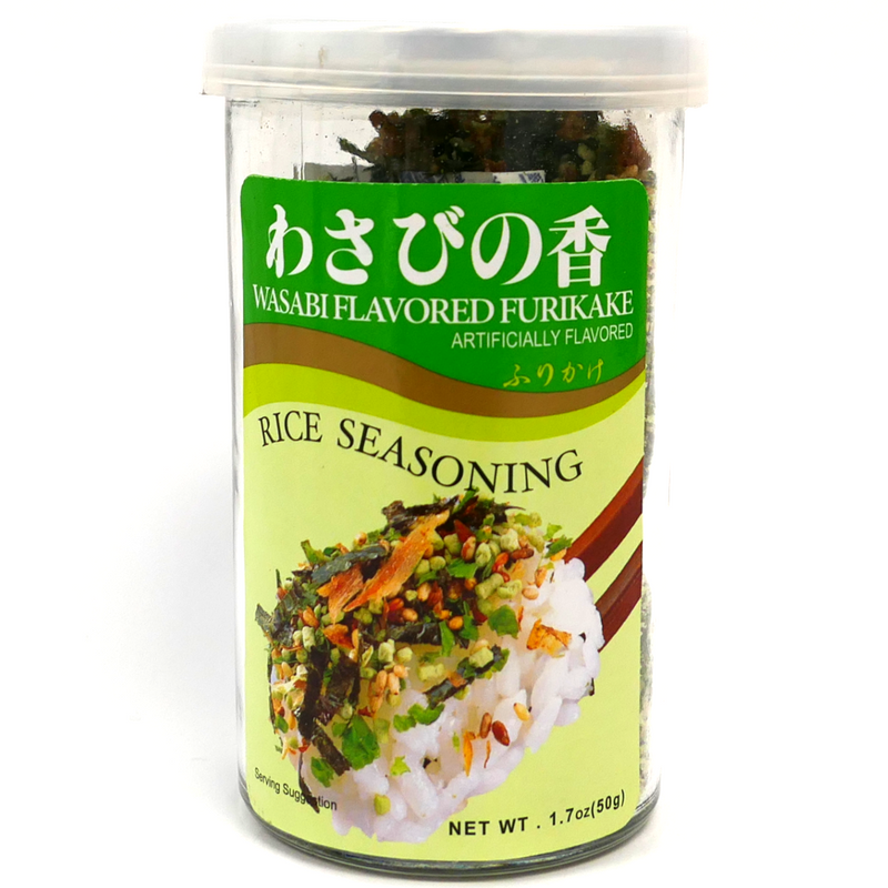 Wasabi Fumi Furikake Rice Seasoning, 1.7OZ