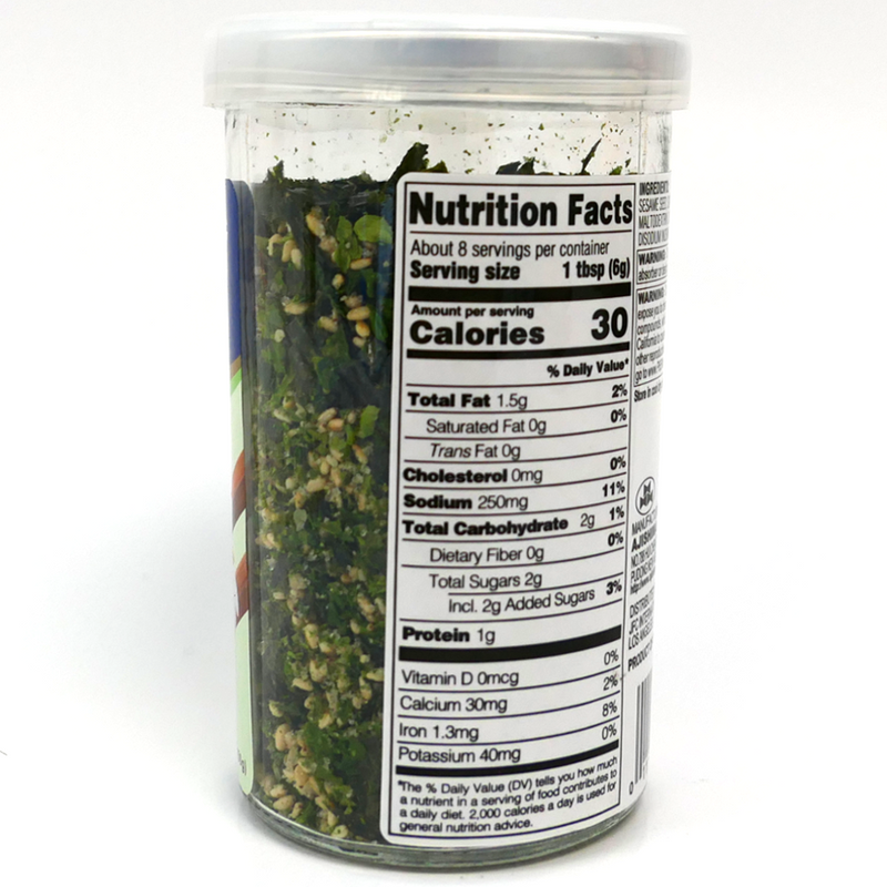 Nori Komi Furikake Rice Seasoning, 1.7OZ