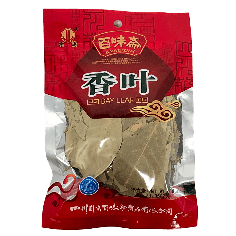BW Zhai Bay Leaves, 1.05 OZ