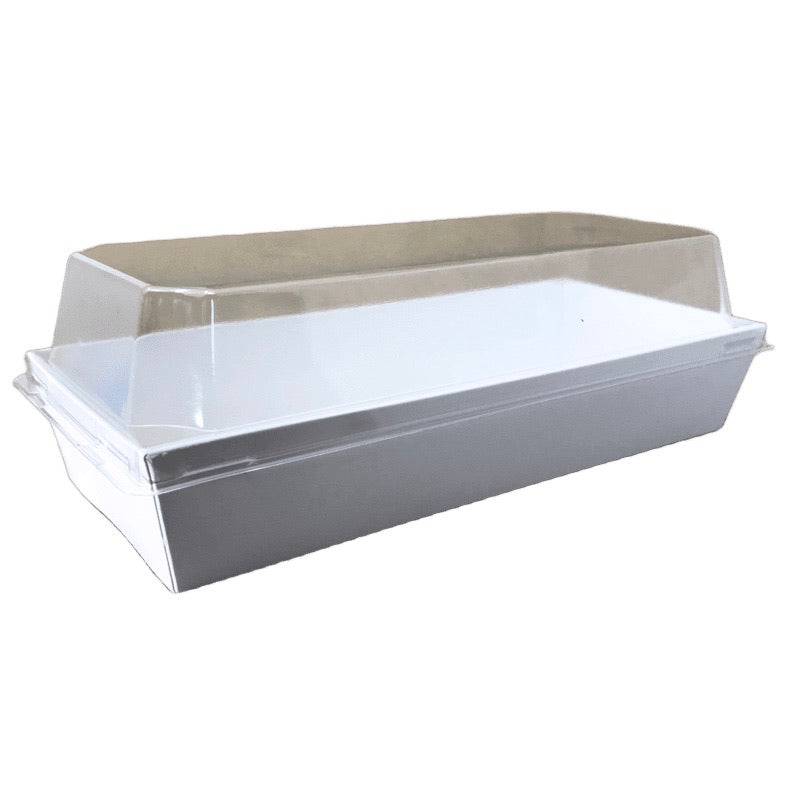 Clear Dome Lid for Paper Tray PT-73DL, 20X50