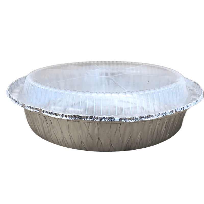 "Dome Lid for 9"" Round Foil Pan, 500/CS"