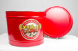 2 Gallon Red Tin