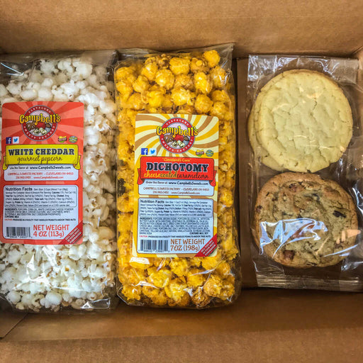 Popcorn and Cookie Bundle