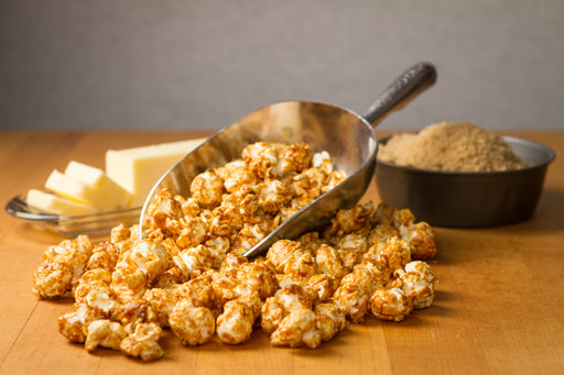 Caramel Popcorn Ingredients