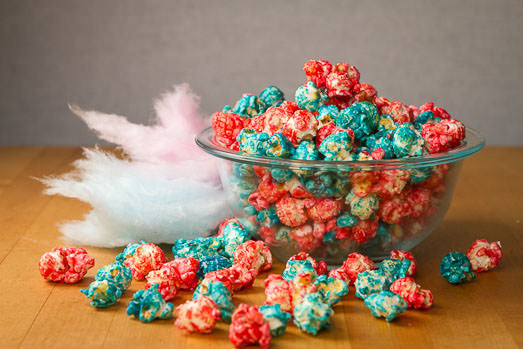 Cotton Candy Popcorn Ingredients