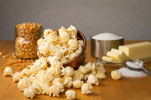 Kettle Corn Ingredients