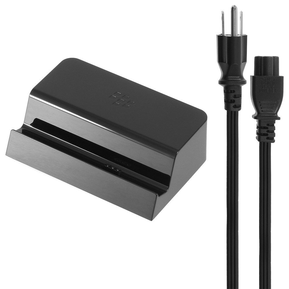 Blackberry Rapid Charging Dock Stand for Blackberry Playbook- 12V 2Map