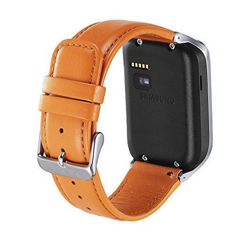 Samsung Galaxy Gear 2 Neo Premium Leather Band - Retail Packaging - Orange