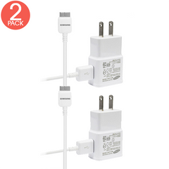 (2x Pack) Samsung Galaxy Note 3 or Galaxy S5 USB 21-Pin Charger - 4 Feet 11inch