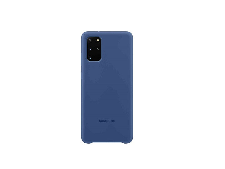 S20+ SILICON COVER NAVY BLUE