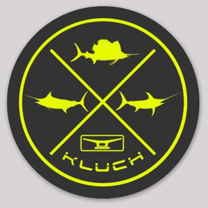 Kluch Grand Slam Vinyl Decal Sticker