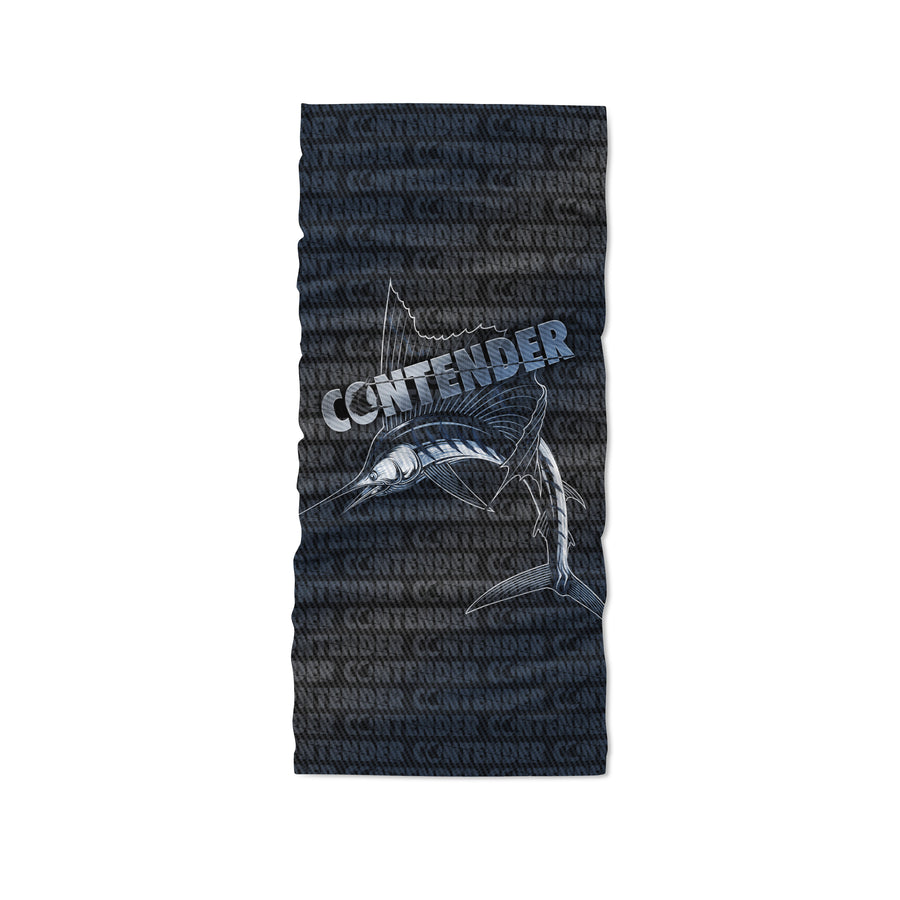 Contender Carbon Fiber Sailfish Buff Neckwear