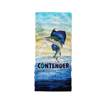 Contender Full Color Sailfish Buff