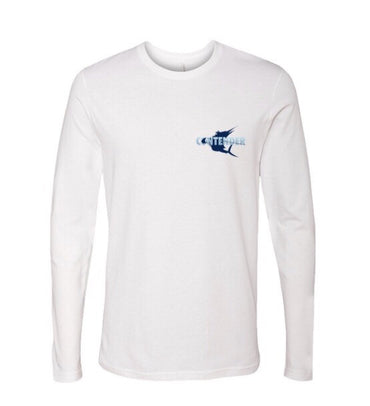 "Contender ""Sick Day"" White Performance Long Sleeve"