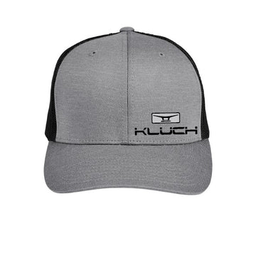 Kluch Cleat Grey/Black Trucker Hat