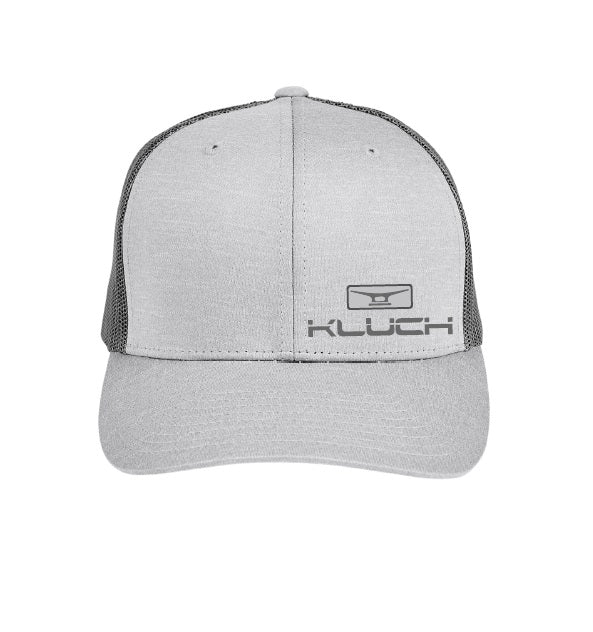 Kluch Cleat Grey/Dark Grey Trucker Hat