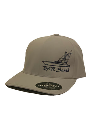 Kluch x Bar South Spencer Flexfit delta hat
