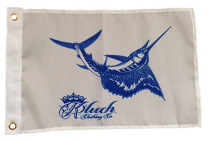 Kluch Sailfish Release White Flag