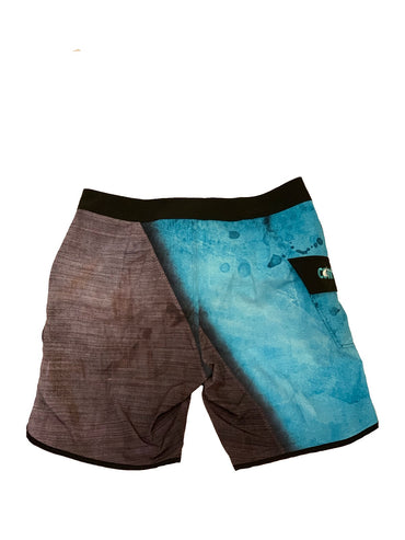 Contender Men's Surf & Turf Boardshorts