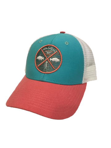Kluch Dive Slam Azul/White Trucker