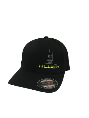 Kluch At You Black Performance Fitted Hat