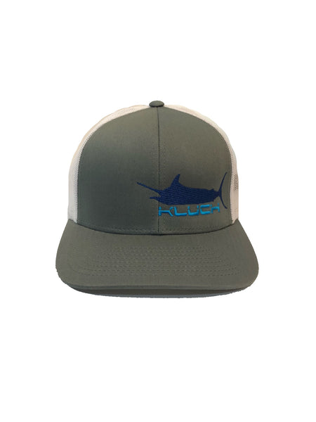 Kluch Marlin Graphite/White Trucker