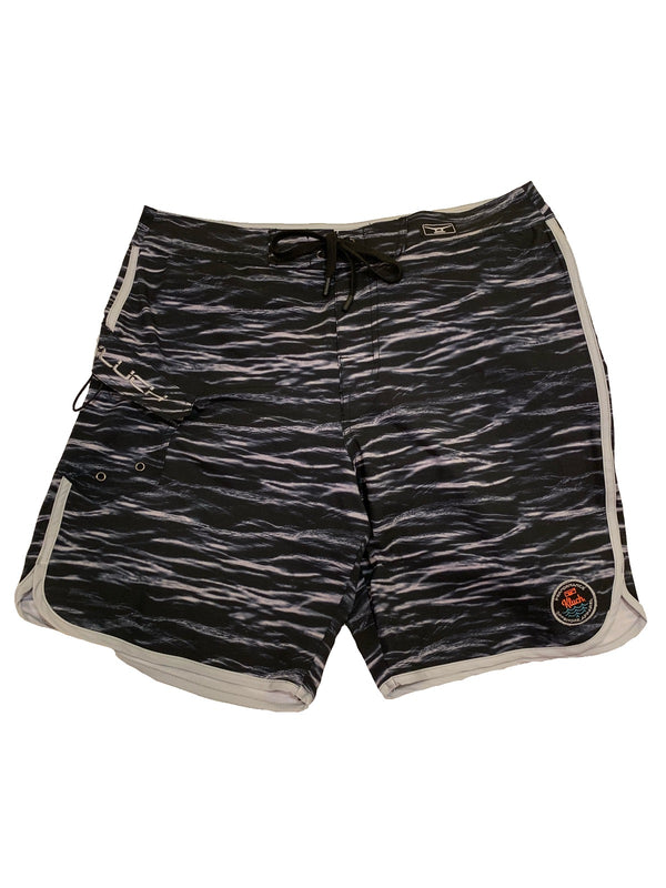 Kluch Offshore Mens Black Boardshorts