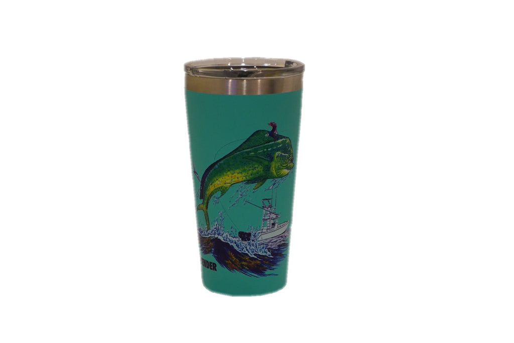 Contender 20oz Dolphin Wild Water Tumbler