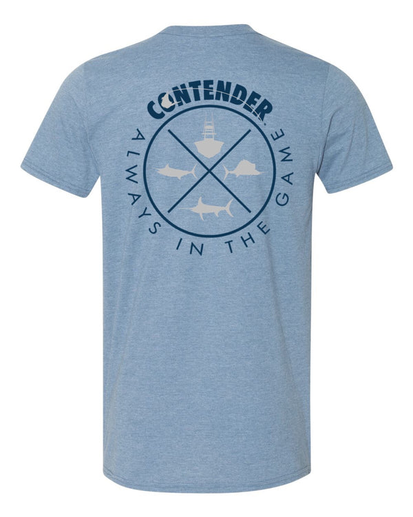 Contender Always in the Game T Shirt