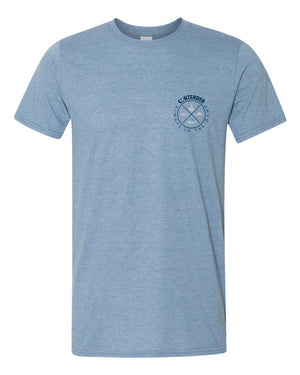 Contender Always in the Game Indigo T Shirt