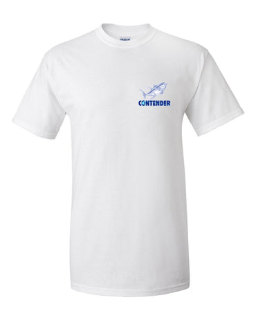 Contender Jumping Yellowfin Tuna Short Sleeve