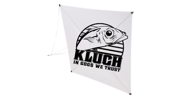 "Kluch ""In Gogs We Trust"" All Wind Kite"
