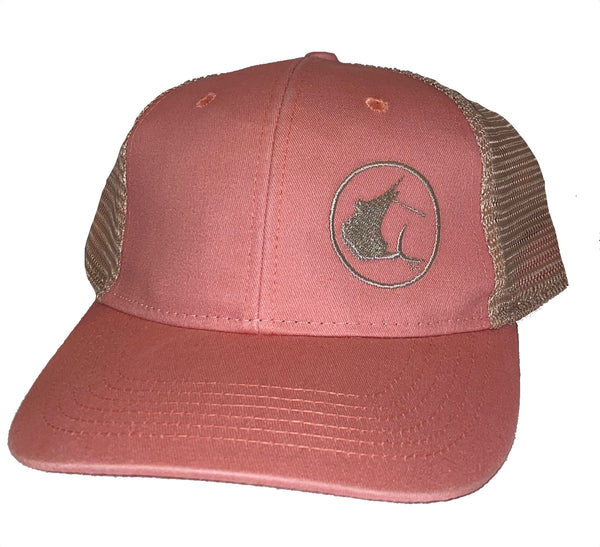 Contender Ladies Ponytail trucker Hat