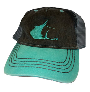 Contender Ladies Sailfish trucker Hat