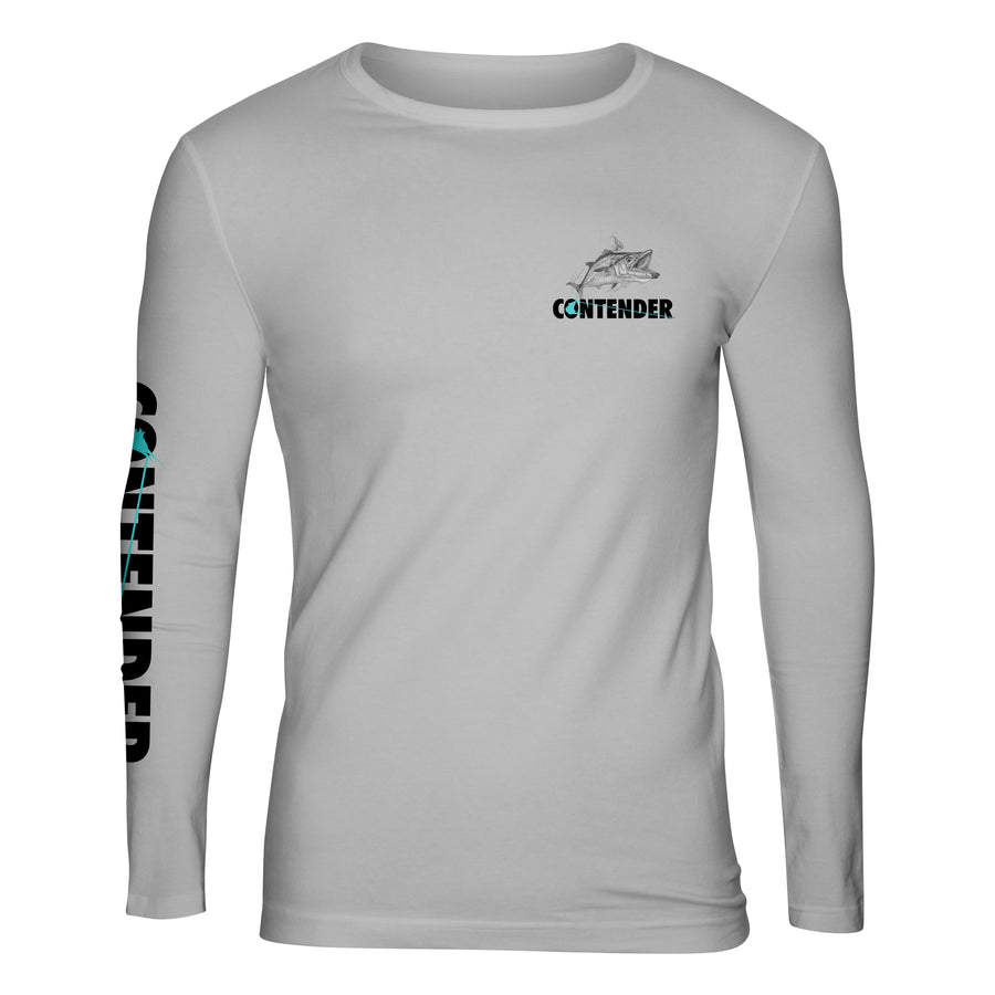 Contender 'King Con' Long sleeve Performance Shirt