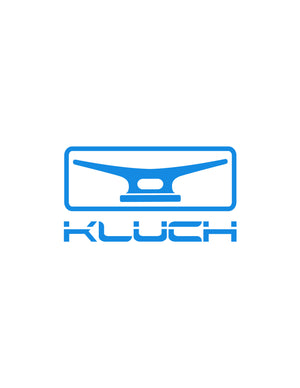Kluch Cleat Cad Cut Vinyl Decal Sticker