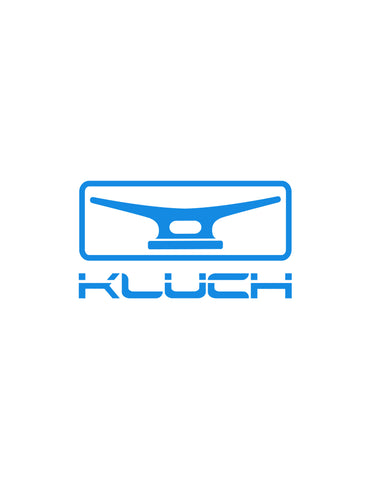 Kluch Cleat Cad Cut Vinyl Decal