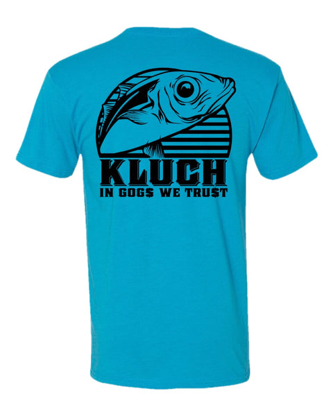 Kluch Mens Gog Triblend Tee