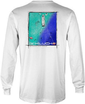 Kluch Youth Wolfpack Long Sleeve T Shirt